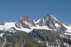 Gipfelblick zum Großglockner