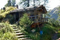 Jägerhütte am Finsterwitz