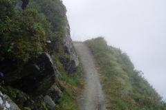 Der Weg nach Nirgendwo