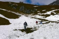 Katinweg im Schnee