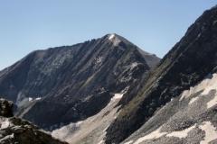 Blick zur Kreuzspitze