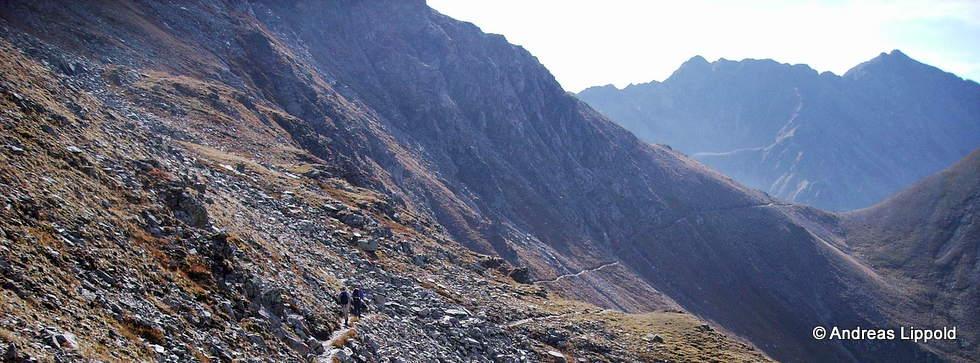 Lasörling Höhenweg