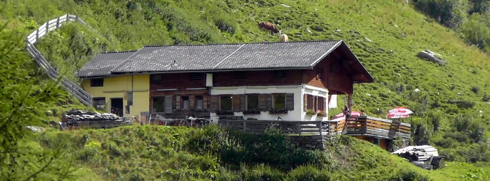 Bild Hütte