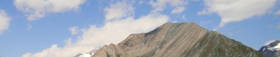 Grat über dem Sajatkar